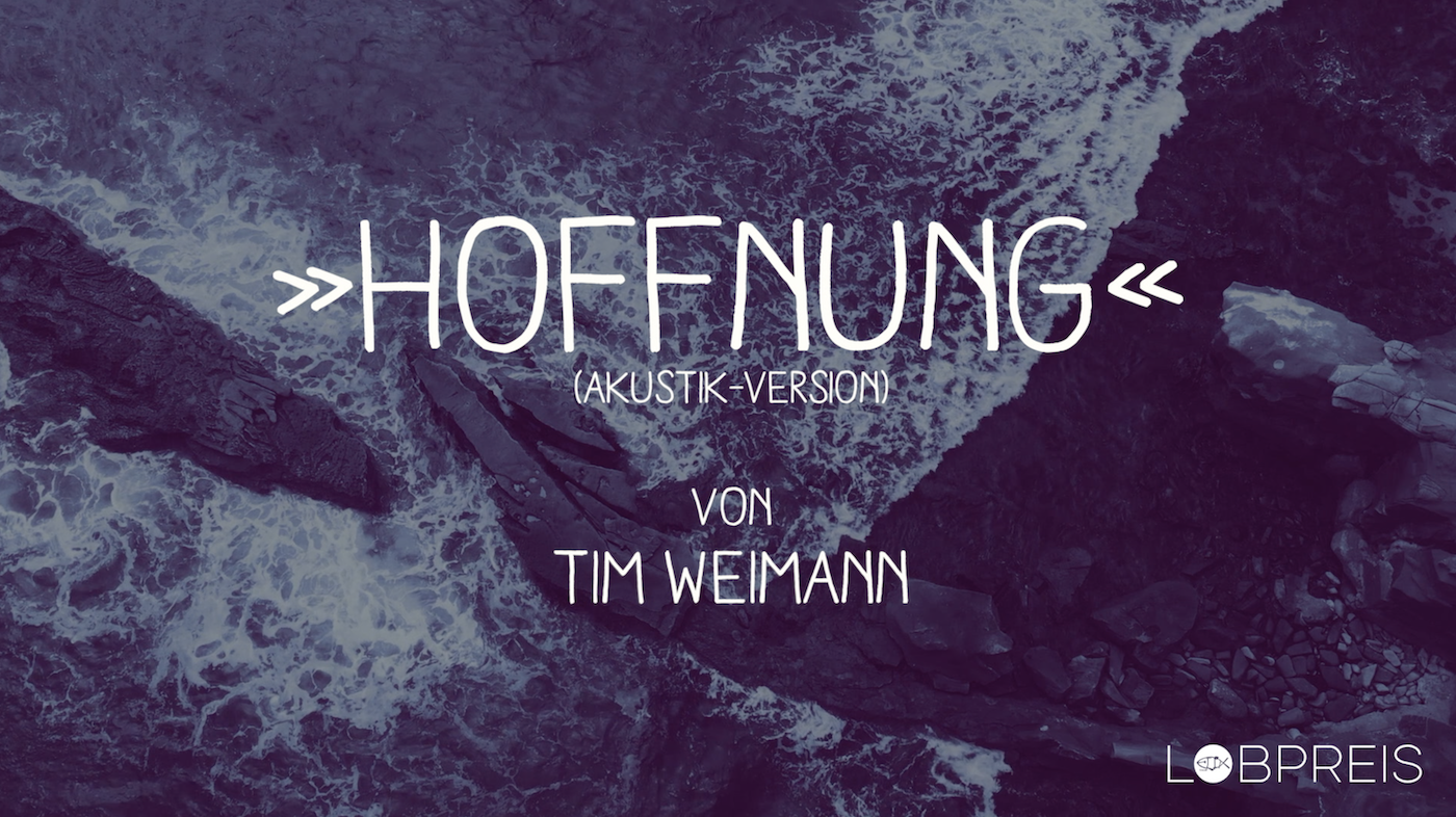 »Hoffnung« Lyric Video