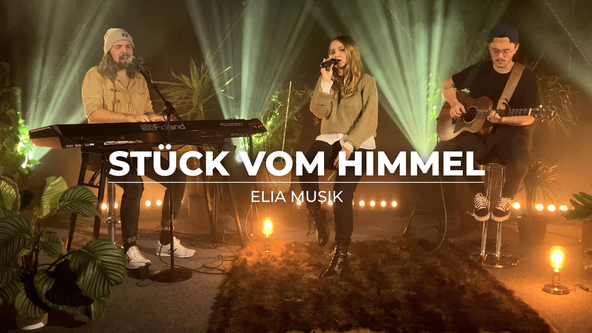 ELIA MUSIK AKUSTIK SESSION